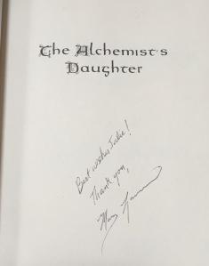 alchemist sign