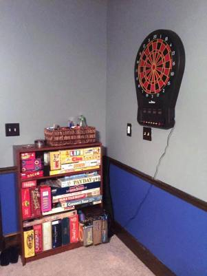 games and darts